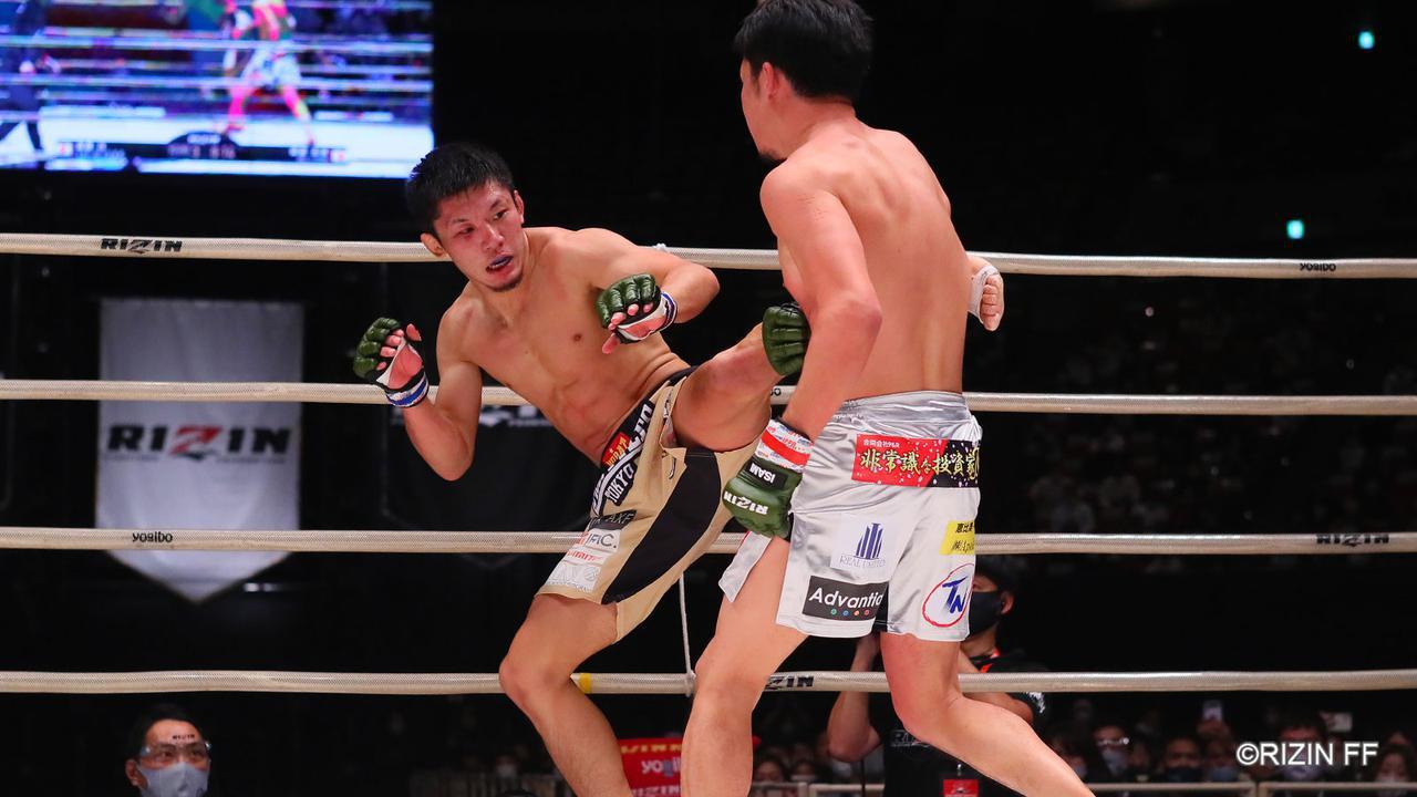 画像4: 勝利を引き寄せたのは斎藤裕のポーカーフェイス