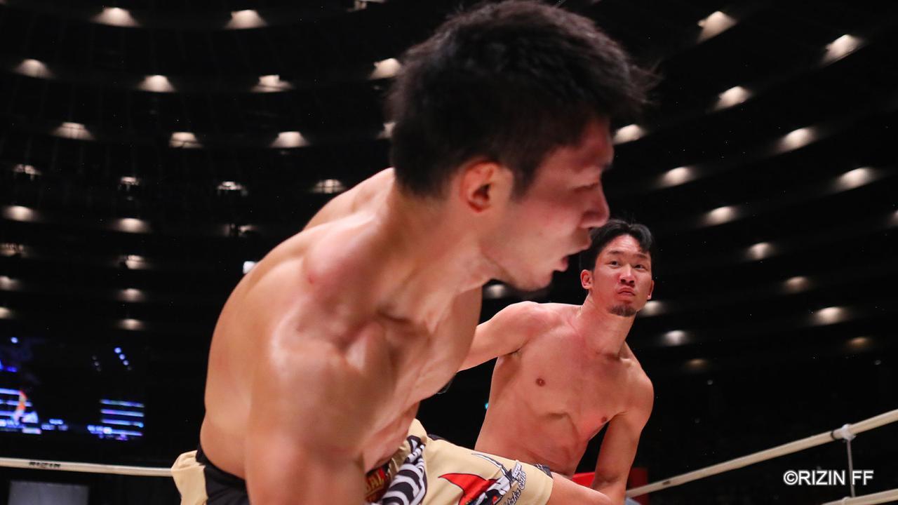 画像2: 勝利を引き寄せたのは斎藤裕のポーカーフェイス