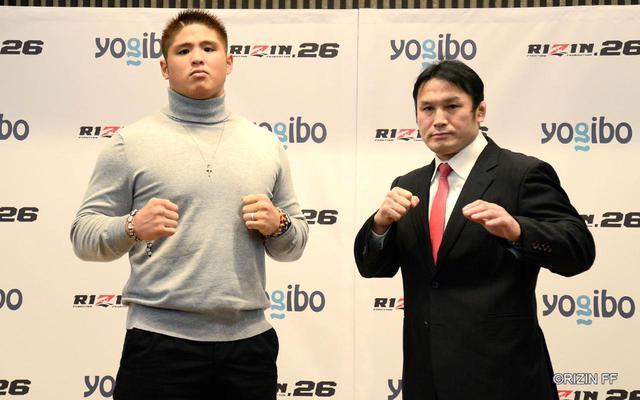 画像: スペシャルワンマッチ/ミノワマン vs. スダリオ剛