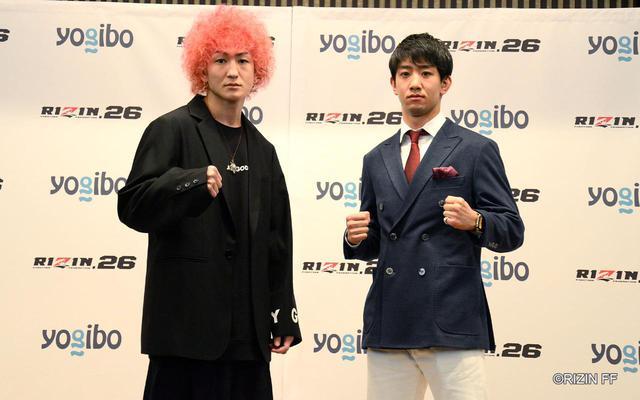 画像: スペシャルワンマッチ/佐々木憂流迦 vs. 瀧澤謙太