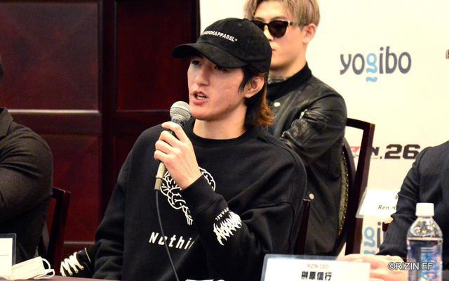 画像2: 元谷「決着つけて目立ちたい」佐々木「1年間やってきたことをぶつけたい」