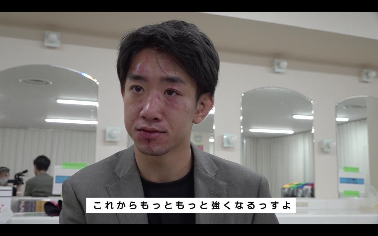 画像4: 激闘のフェザー級タイトルマッチ舞台裏に迫る!RIZIN CONFESSIONS #59 配信開始!
