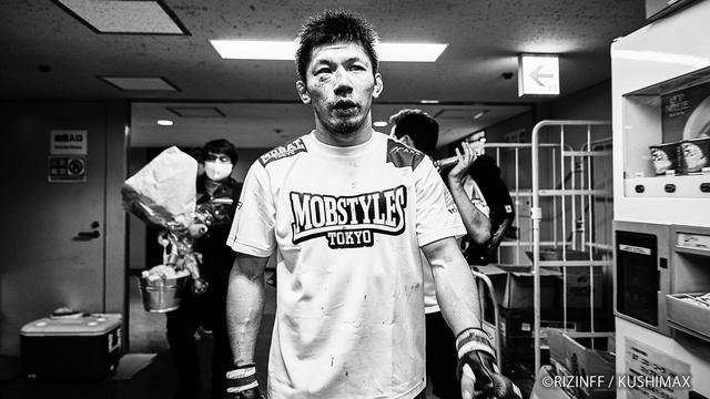 画像: 11/28(土)より配信スタート!Yogibo presents RIZIN.25 BACKSTAGE GALLERY - RIZIN FIGHTING FEDERATION オフィシャルサイト