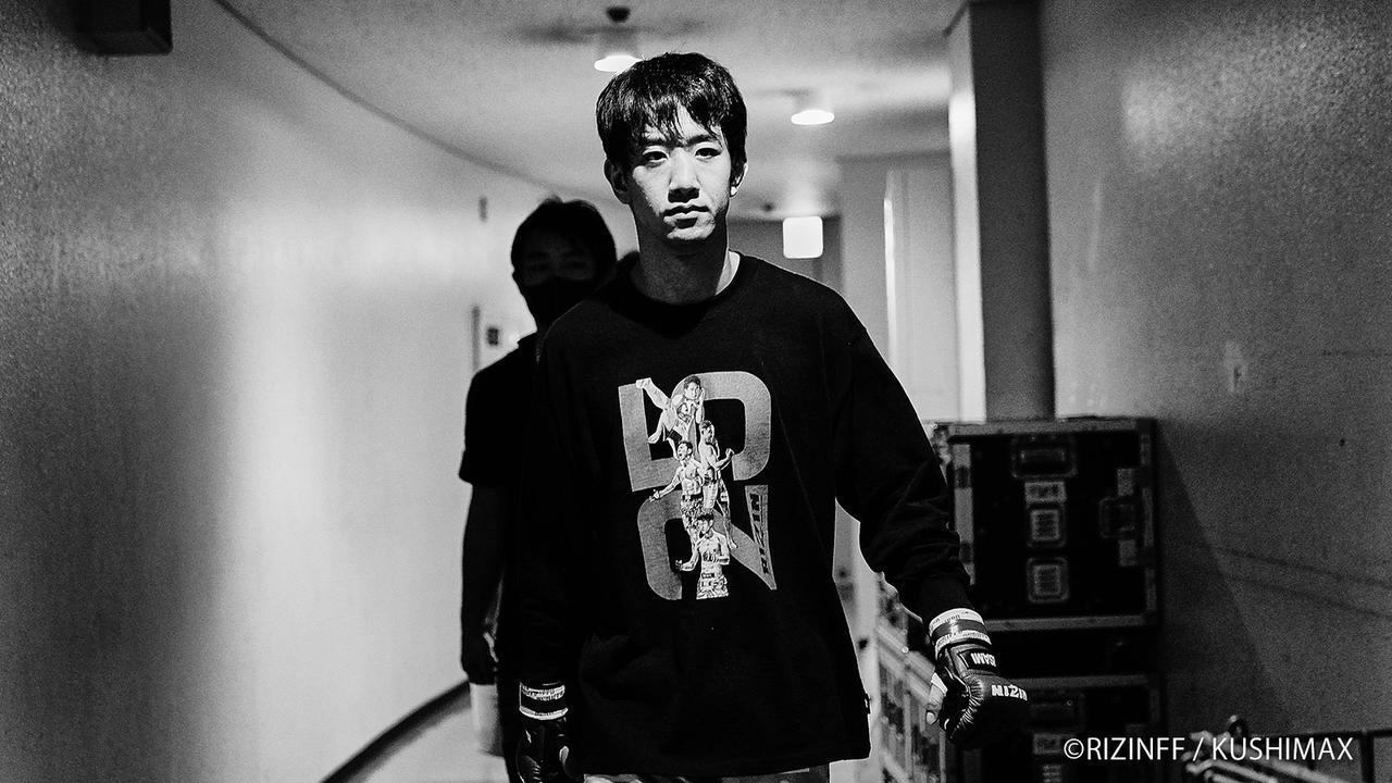 画像8: 第9試合 扇久保博正 vs. 瀧澤謙太