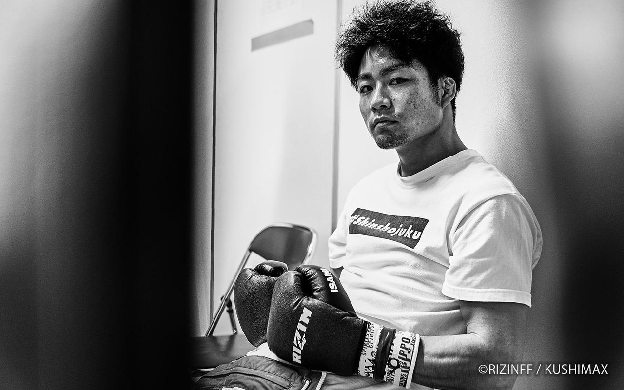 画像6: 第5試合 大雅 vs. 山畑雄摩