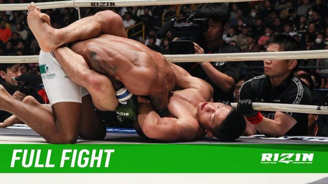 画像: Full Fight | 堀口恭司 vs. ダリオン・コールドウェル / Kyoji Horiguchi vs. Darrion Caldwell - RIZIN.14 youtu.be