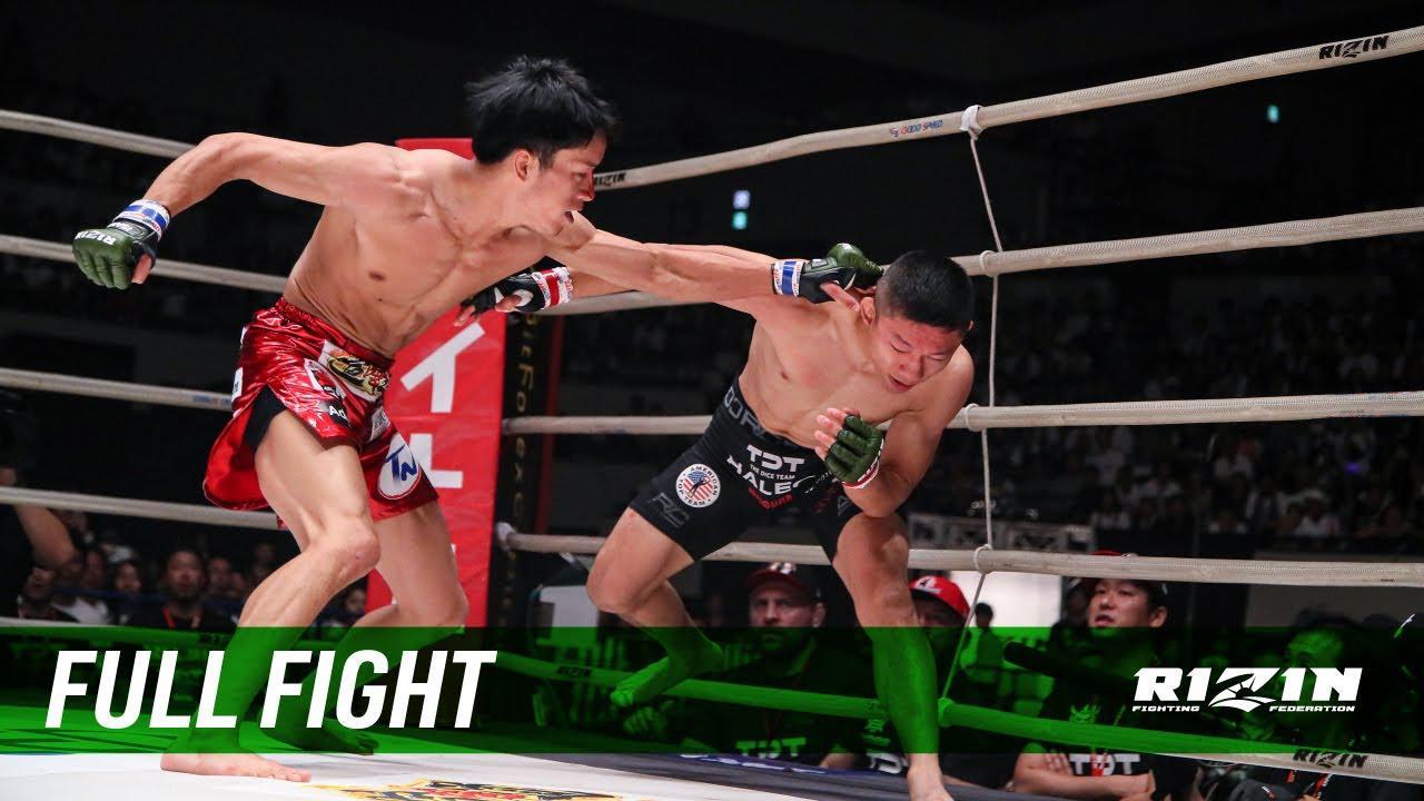 画像: Full Fight | 堀口恭司 vs. 朝倉海 / Kyoji Horiguchi vs. Kai Asakura - RIZIN.18 youtu.be