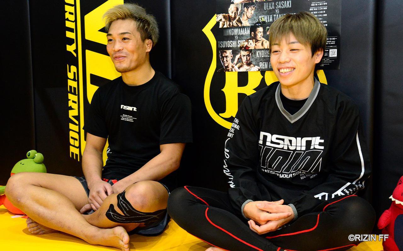 画像3: 太田忍「MMAに順応した太田忍を見せられれば」