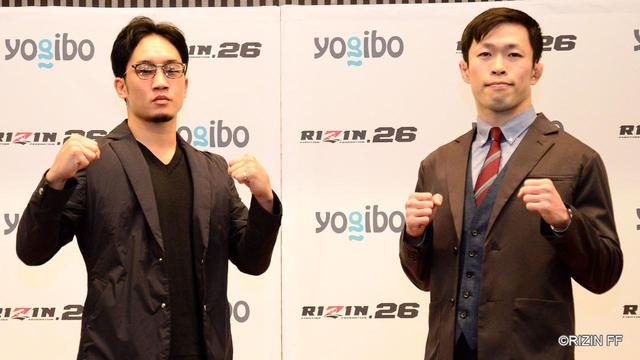 画像: Asakura brothers confirmed for 3rd consecutive NYE show. Top Featherweight Kleber Koike makes anticipated RIZIN debut. - RIZIN FIGHTING FEDERATION オフィシャルサイト
