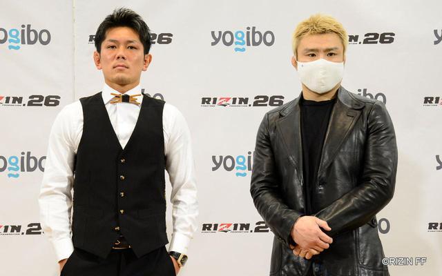 画像: Kouzi & Takanori Gomi