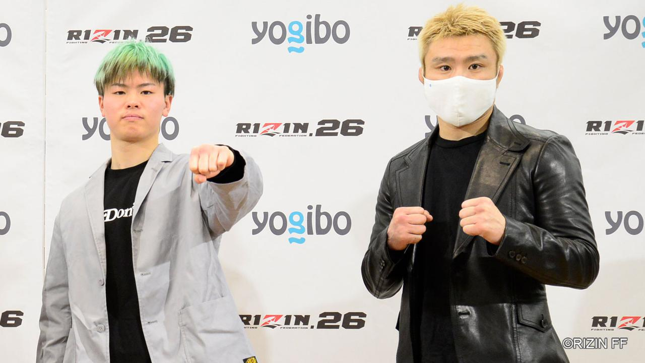 画像: Tenshin Nasukawa and Takanori Gomi return to action. Pay-Per-View to be featured on LIVENow platform, Frank Trigg and Joe Ferraro provide with English commentary. - RIZIN FIGHTING FEDERATION オフィシャルサイト