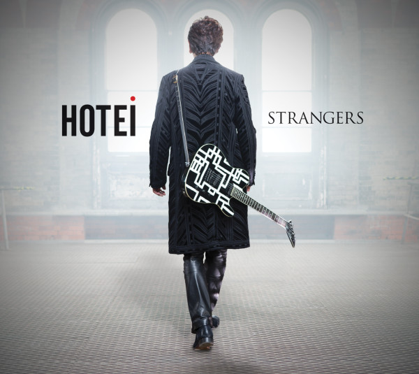 """画像: """"Strangers"""" HOTEI's New Album"""""""