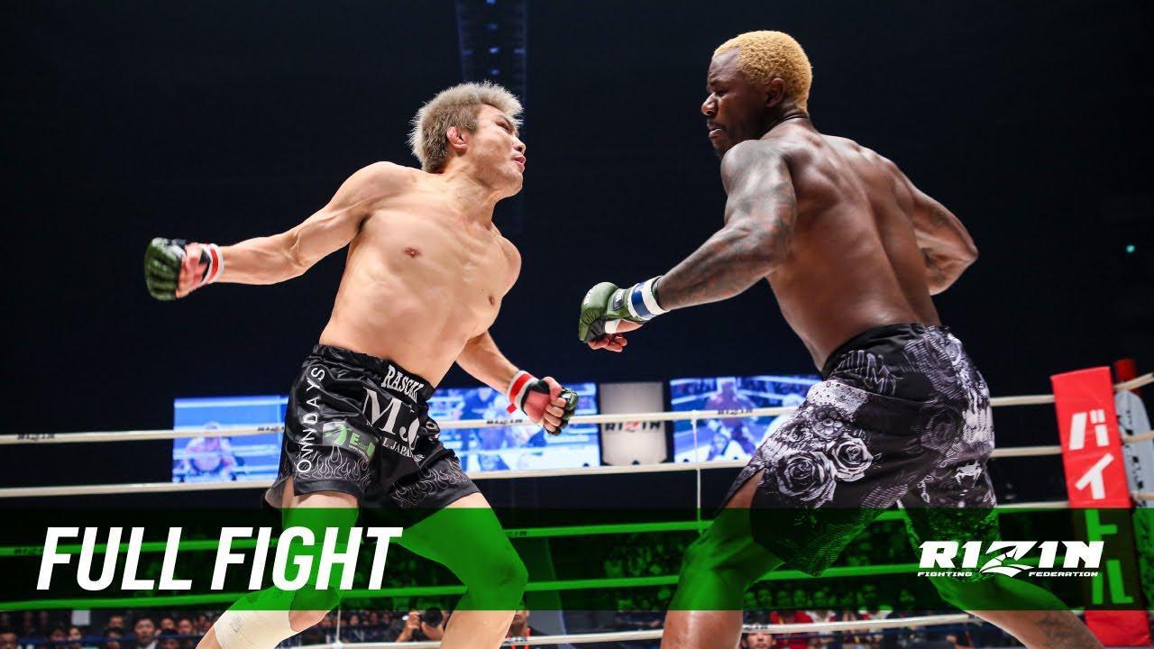 画像: Full Fight   五味隆典 vs. メルビン・ギラード / Takanori Gomi vs. Melvin Guillard - RIZIN.11 youtu.be