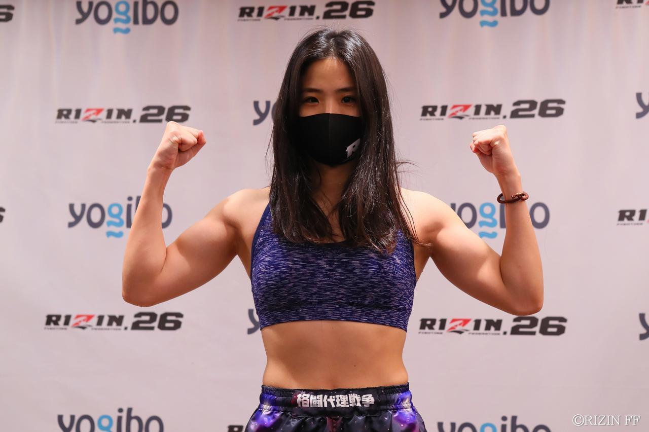 画像2: 第4試合 スペシャルワンマッチ/浅倉カンナ vs. あい