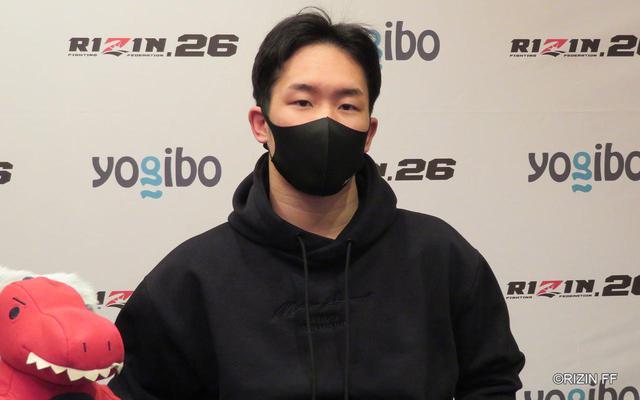 画像: 朝倉未来「倒したい。KOになるのか、一本かもしれないし」
