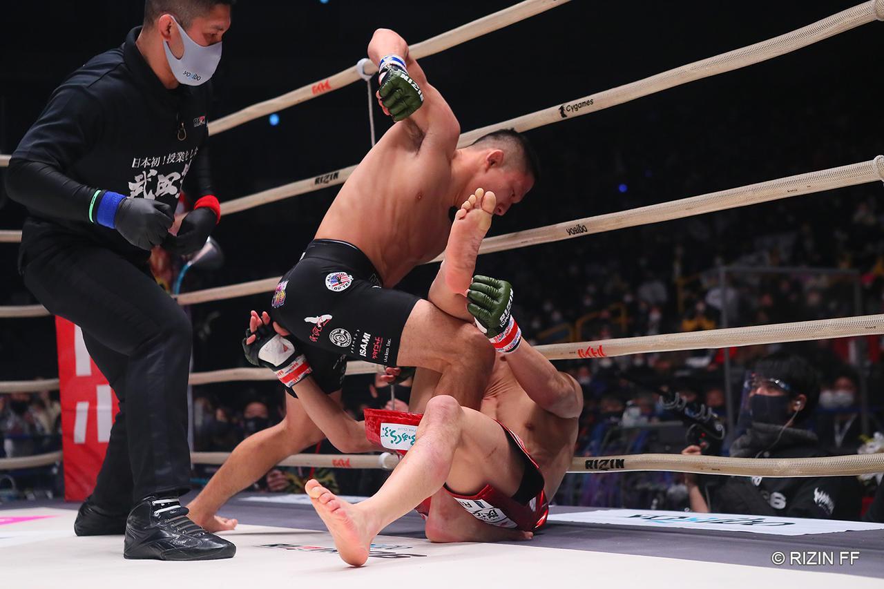 画像: 【試合結果】Yogibo presents RIZIN.26 第15試合/朝倉海 vs. 堀口恭司 - RIZIN FIGHTING FEDERATION オフィシャルサイト