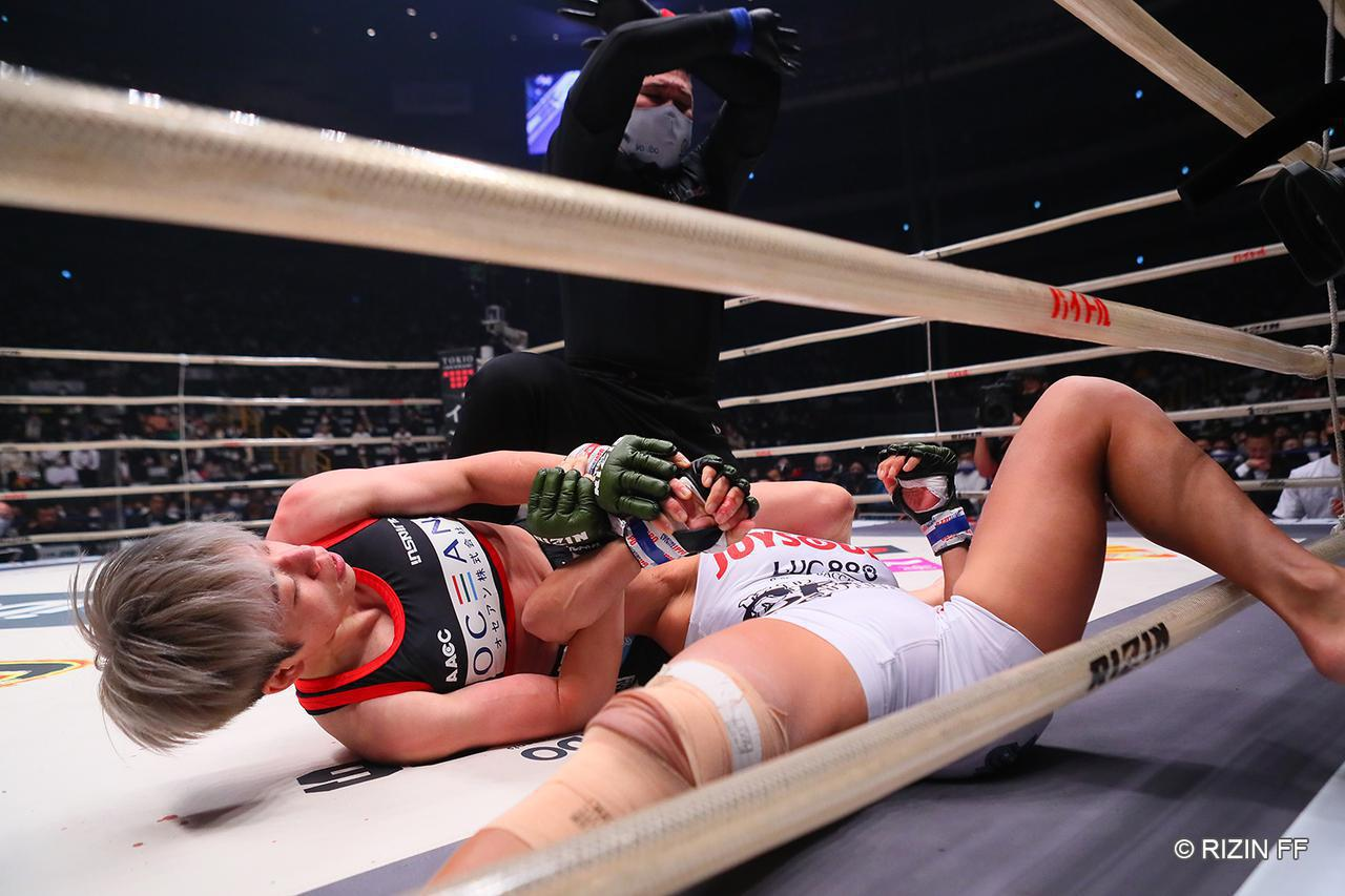 画像: 【試合結果】Yogibo presents RIZIN.26 第11試合/浜崎朱加 vs. 山本美憂 - RIZIN FIGHTING FEDERATION オフィシャルサイト