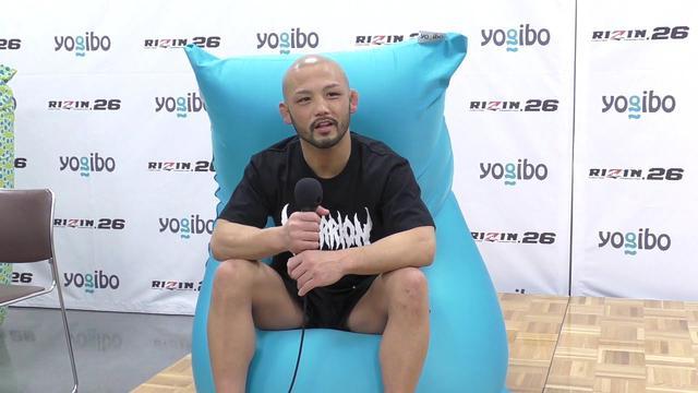 画像: Yogibo presents RIZIN 26 倉本一真 試合後インタビュー youtu.be