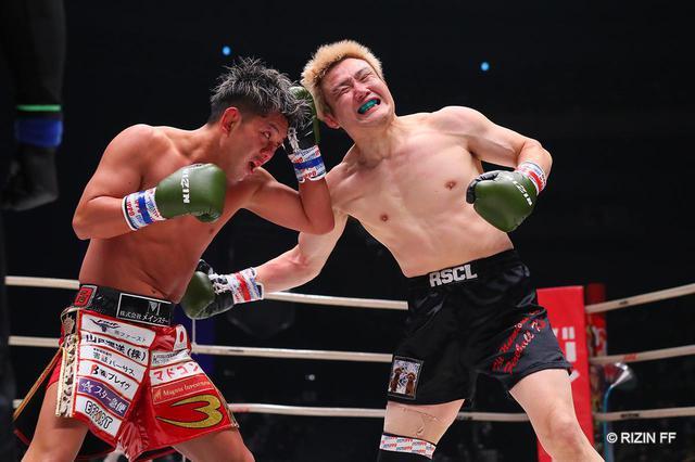画像: 【試合結果】Yogibo presents RIZIN.26 第12試合/五味隆典 vs. 皇治 - RIZIN FIGHTING FEDERATION オフィシャルサイト