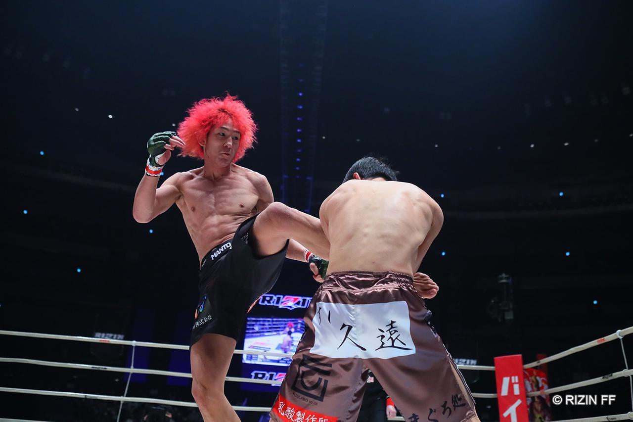 画像: 【試合結果】Yogibo presents RIZIN.26 第5試合/佐々木憂流迦 vs. 瀧澤謙太 - RIZIN FIGHTING FEDERATION オフィシャルサイト