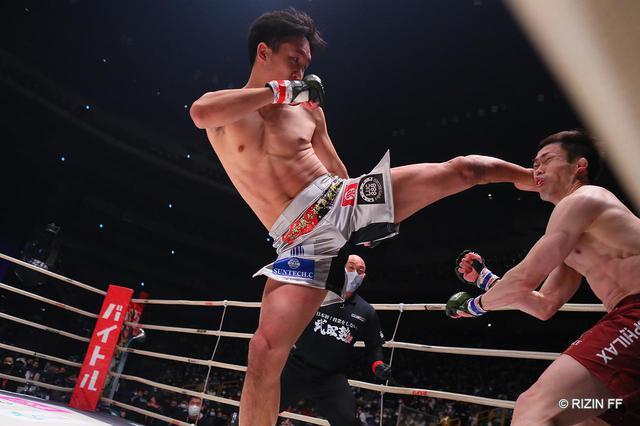 画像: 【試合結果】Yogibo presents RIZIN.26 第13試合/朝倉未来 vs. 弥益ドミネーター聡志 - RIZIN FIGHTING FEDERATION オフィシャルサイト