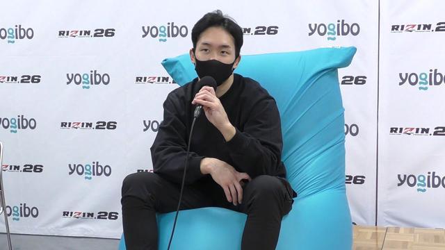 画像: Yogibo presents RIZIN.26 朝倉未来 試合後インタビュー youtu.be