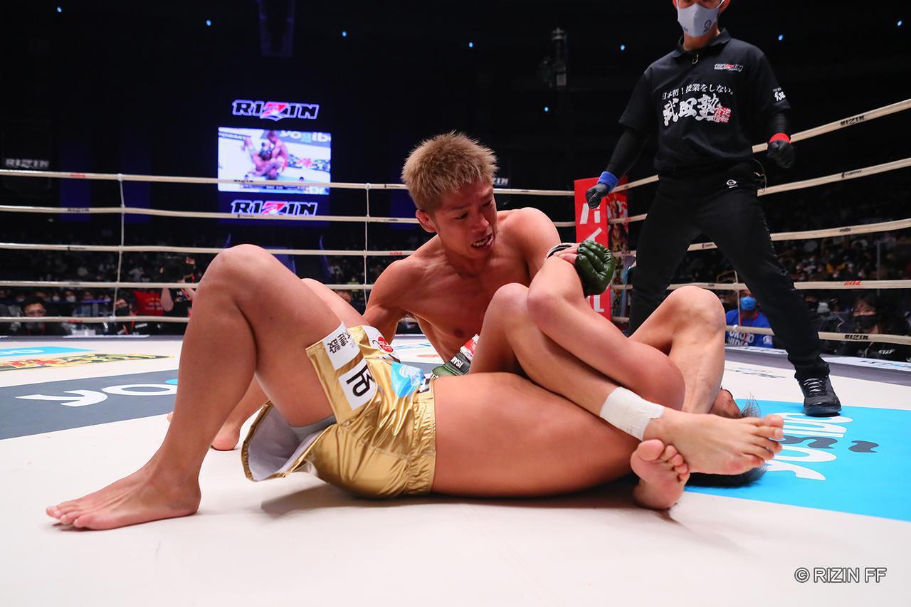画像: 【試合結果】Yogibo presents RIZIN.26 第7試合/所英男 vs. 太田忍 - RIZIN FIGHTING FEDERATION オフィシャルサイト