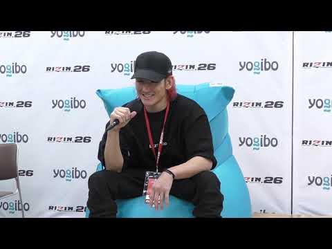画像: Yogibo presents RIZIN.26 佐々木憂流迦 試合後インタビュー youtu.be