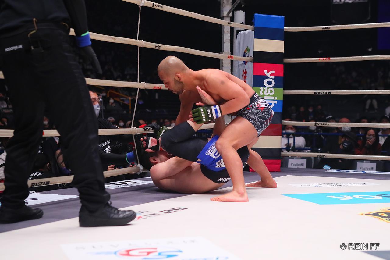 画像: 【試合結果】Yogibo presents RIZIN.26 第2試合/中原太陽 vs. 倉本一真 - RIZIN FIGHTING FEDERATION オフィシャルサイト
