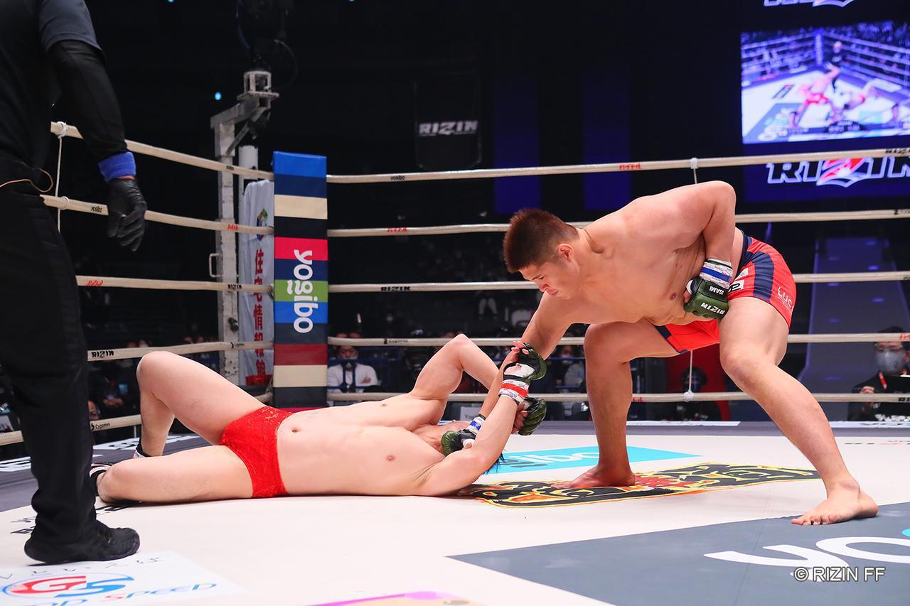 画像: 【試合結果】Yogibo presents RIZIN.26 第1試合/ミノワマン vs. スダリオ剛 - RIZIN FIGHTING FEDERATION オフィシャルサイト