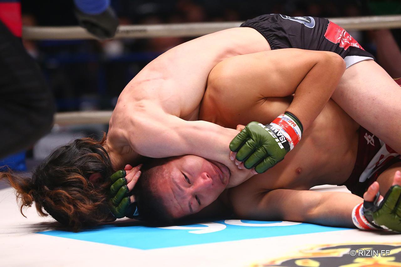 画像: 【試合結果】Yogibo presents RIZIN.26 第10試合/元谷友貴 vs. 井上直樹 - RIZIN FIGHTING FEDERATION オフィシャルサイト