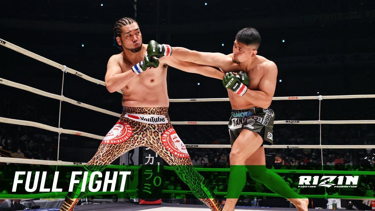 画像: Full Fight | HIROYA vs. シバター / HIROYA vs. Shibatar - RIZIN.26 youtu.be