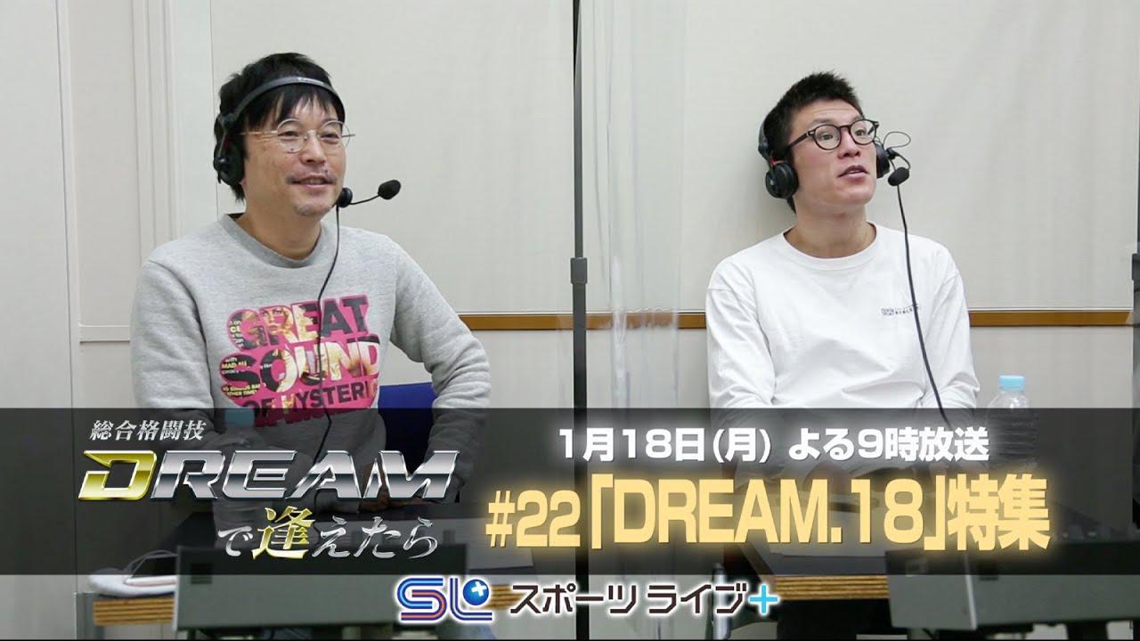 画像: 〜DREAM.18〜「総合格闘技 DREAMで逢えたら」by スカパー! | トレーラー youtu.be