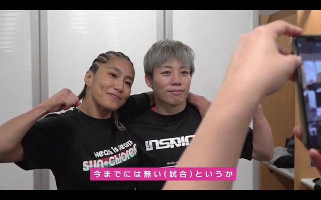 画像2: 浜崎vs山本、シバター、平本vs萩原の舞台裏に迫る!RIZIN CONFESSIONS #64 配信開始!