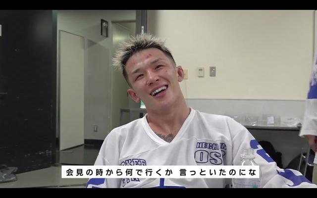画像8: 浜崎vs山本、シバター、平本vs萩原の舞台裏に迫る!RIZIN CONFESSIONS #64 配信開始!