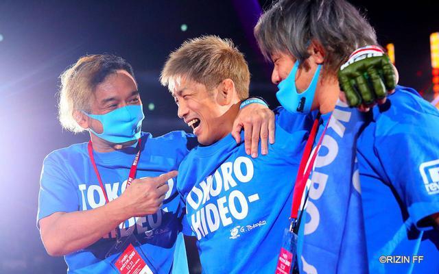 画像1: まさに異種格闘技戦?!寝技の所vs.レスリング太田の攻防