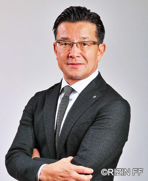 画像: 榊原信行CEO