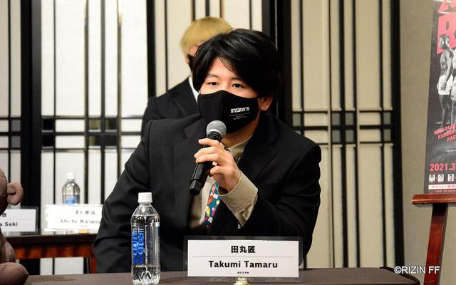 画像: Takumi Tamaru