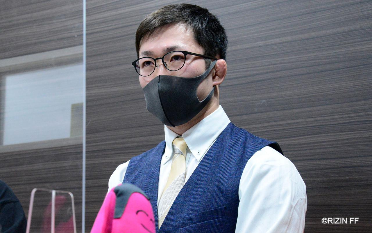 画像: 弥益ドミネーター聡志が今後、闘いたい相手とは?!