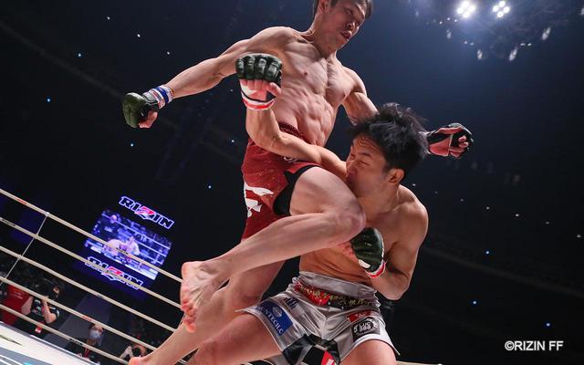画像2: 2020年12月31日(木)Yogibo presents RIZIN.26 朝倉未来 vs. 弥益ドミネーター聡志