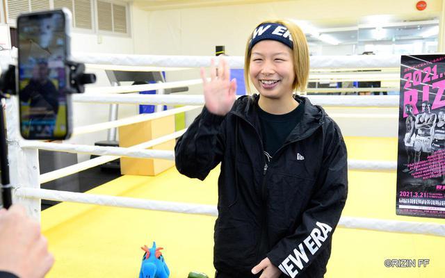画像4: 浅倉カンナ 公開練習