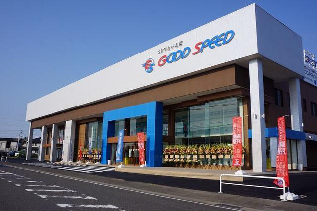 画像: グッドスピード MEGA SUV 知立店 www.goodspeed.ne.jp