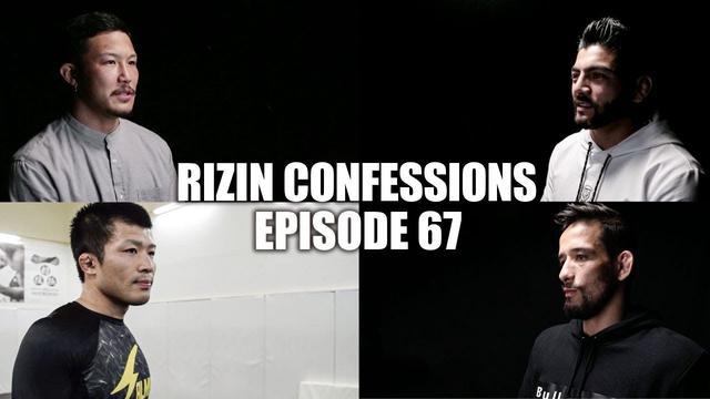 画像: 【番組】RIZIN CONFESSIONS #67 youtu.be