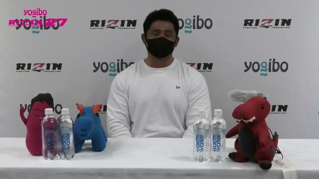 画像: Yogibo presents RIZIN 27 宮本和志 試合前インタビュー youtu.be