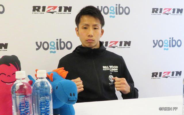 画像: 内藤凌太「僕が一方的に攻め続ける試合になる」