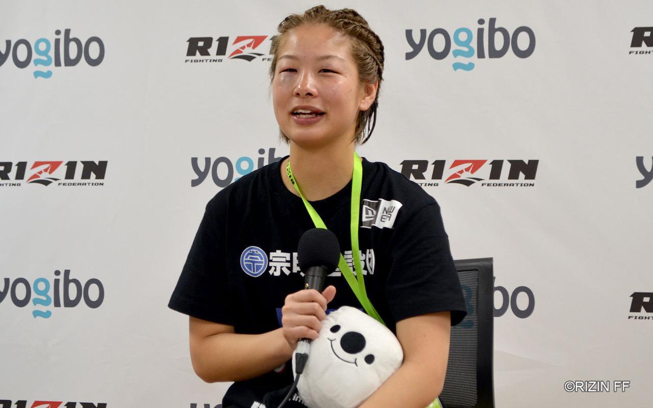 画像2: 勝って悔しむ浜崎、負けて悔しむ浅倉、二人が語るジョシカクの未来