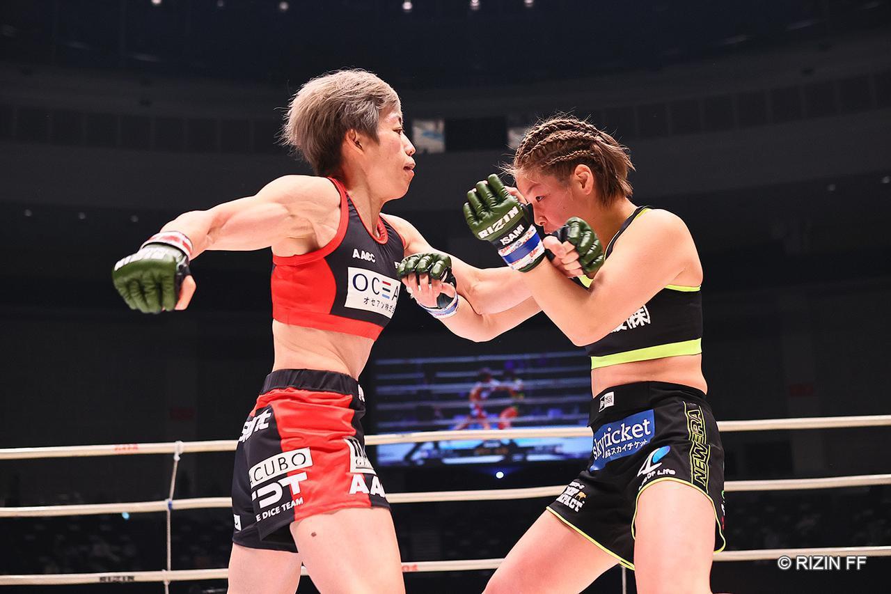 画像: 【試合結果】Yogibo presents RIZIN.27 第14試合/浜崎朱加 vs. 浅倉カンナ - RIZIN FIGHTING FEDERATION オフィシャルサイト