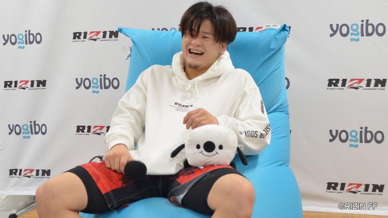 画像: Yogibo presents RIZIN 27 田丸匠 試合後インタビュー youtu.be