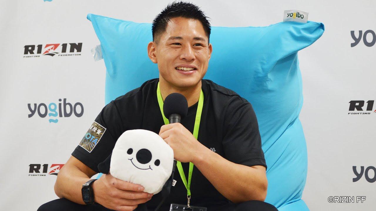 画像: Yogibo presents RIZIN 27 大雅 試合後インタビュー youtu.be