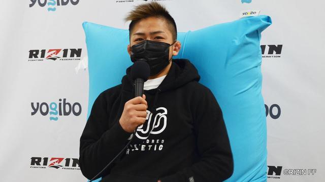 画像: Yogibo presents RIZIN 27 杉⼭廣平 試合後インタビュー youtu.be